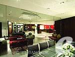バンコク ラチャダピセーク通りのホテル : エー ワン バンコク ホテル 「Lobby」