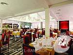 バンコク ラチャダピセーク通りのホテル : エー ワン バンコク ホテル 「Restaurant」