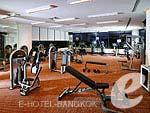 バンコク ラチャダピセーク通りのホテル : エー ワン バンコク ホテル 「Fitness」