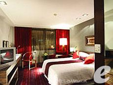 バンコク ラチャダピセーク通りのホテル : エー ワン バンコク ホテル(A-One Bangkok Hotel)のお部屋「スーペリア」