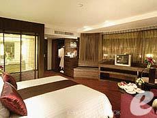 バンコク ラチャダピセーク通りのホテル : エー ワン バンコク ホテル(A-One Bangkok Hotel)のお部屋「エグジクティブ デラックス」
