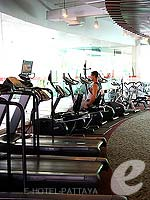 Fitness Gym : A-One The Royal Cruise Hotel, Fitness Room, Phuket