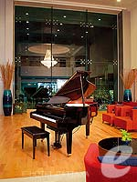 Piano Lounge : A-One The Royal Cruise Hotel, Fitness Room, Phuket