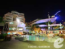 A-One The Royal Cruise Hotel, with Spa, Pattaya