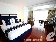 パタヤ ノースパタヤのホテル : エーワン ザ ロイヤル クルーズ ホテル(1)のお部屋「ロイヤル スイート 2ベッドルーム」