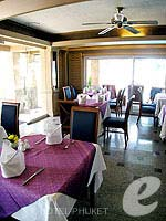 Restaurant : Absolute Sea Pearl Beach Resort, Patong Beach, Phuket
