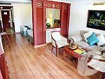 プーケット スパ併設のホテル : アブソリュート シーパール ビーチリゾート(Absolute Sea Pearl Beach Resort)のデラックスルームの設備 Room View