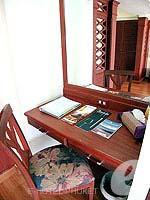プーケット スパ併設のホテル : アブソリュート シーパール ビーチリゾート(Absolute Sea Pearl Beach Resort)のエグゼクティブルームの設備 Dresser