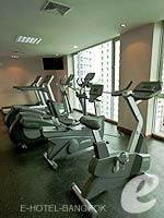 Fitness Gym : Adelphi Suites, Swiming Pool, Phuket