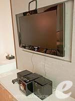 バンコク スクンビットのホテル : アデルフィ スイーツ(Adelphi Suites)のスタジオルームの設備 Facilities