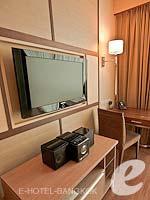 バンコク スクンビットのホテル : アデルフィ スイーツ(Adelphi Suites)のエグゼクティブ ワンベッドルームルームの設備 Facilities
