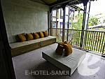 Lobby : Chura Samui resort, Chaweng Beach, Phuket
