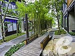 Garden / Chura Samui resort, หาดเฉวง
