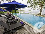 Swimming Pool : Chura Samui resort, Chaweng Beach, Phuket