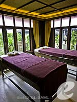 Spa : Chura Samui resort, Chaweng Beach, Phuket
