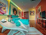 プーケット その他・離島のホテル : アルマリ ラグジュアリー レジデンス(Almali Luxury Residence)の4ベッドルームルームの設備 Third Bedroom
