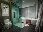 プーケット その他・離島のホテル : アルマリ ラグジュアリー レジデンス(Almali Luxury Residence)の4ベッドルームルームの設備 Fourth Bathroom
