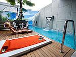 プーケット その他・離島のホテル : アルマリ ラグジュアリー レジデンス(Almali Luxury Residence)の4ベッドルームルームの設備 Private Pool