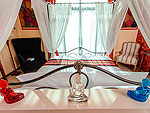 プーケット ファミリー&グループのホテル : アルマリ レジデンス ヴィラ マリ(Almali Residence Villa Mali)の2ベッドルームルームの設備 Master Bedroom