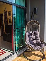 プーケット ファミリー&グループのホテル : アルマリ レジデンス ヴィラ マリ(Almali Residence Villa Mali)の2ベッドルームルームの設備 Terrace