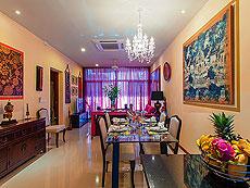 プーケット ファミリー&グループのホテル : アルマリ レジデンス ヴィラ マリ(1)のお部屋「2ベッドルーム」