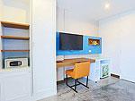 プーケット 5,000円以下のホテル : デイズ イン パトンビーチ(Days inn Patong Beach)のデラックス キングルームの設備 Room View
