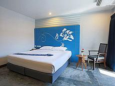 プーケット 5,000円以下のホテル : デイズ イン パトンビーチ(1)のお部屋「デラックス キング」