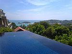 サムイ島 チョンモーンビーチのホテル : アルファ ヴィラ(Alpha Villa)の5ベッドルームルームの設備 Private Pool