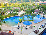 Jacuzzi Area / Alpina Phuket Nalina Resort & Spa, หาดกะตะ