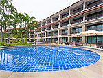Swimming Pool / Alpina Phuket Nalina Resort & Spa, หาดกะตะ