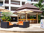 Poolside Bar / Alpina Phuket Nalina Resort & Spa, หาดกะตะ