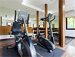 Fitness : Alpina Phuket Nalina Resort & Spa, Pool Villa, Phuket