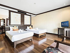 プーケット 5,000~10,000円のホテル : アルピナ プーケット ナリーナ リゾート & スパ(1)のお部屋「ナリーナ クラシックルーム」