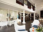 サムイ島 チャウエンビーチのホテル : アルズ レムソン リゾート 「Lobby」