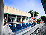 Swimming Pool : Al's Resort, Chaweng Beach, Phuket