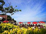 Seaview : Al's Resort, Chaweng Beach, Phuket