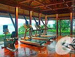 Gym : Amanpuri, Private Beach, Phuket