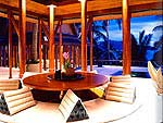 Villa Dining Room : Amanpuri, Private Beach, Phuket