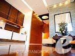 バンコク サービスアパートのホテル : アマンタ ラチャダ サービス アパートメント 「Lobby」