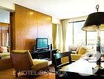 バンコク ラチャダピセーク通りのホテル : アマンタ ラチャダ サービス アパートメント(Amanta Hotel & Residence Ratchada)の1ベッドルーム デラックス スイート シティ ビュールームの設備 Room View