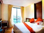 バンコク ラチャダピセーク通りのホテル : アマンタ ラチャダ サービス アパートメント(Amanta Hotel & Residence Ratchada)の2ベッドルーム ロイヤル スイート シティ ビュールームの設備 Room View