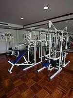 Fitness Center : Amari Phuket, Patong Beach, Phuket