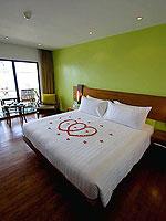 プーケット パトンビーチのホテル : アマリ プーケット(Amari Phuket)のスーペリアルームの設備 Room View