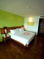 プーケット スパ併設のホテル : アマリ プーケット(Amari Phuket)のスーペリアルームの設備 Room View