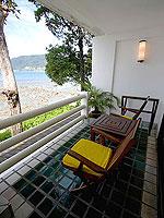 プーケット スパ併設のホテル : アマリ プーケット(Amari Phuket)のスーペリアルームの設備 Balcony