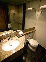 プーケット スパ併設のホテル : アマリ プーケット(Amari Phuket)のスーペリアルームの設備 Bath Room