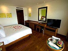 プーケット スパ併設のホテル : アマリ プーケット(1)のお部屋「スーペリア」