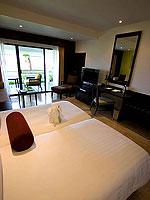 プーケット スパ併設のホテル : アマリ プーケット(Amari Phuket)のデラックスルームの設備 Room View