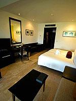 プーケット パトンビーチのホテル : アマリ プーケット(Amari Phuket)のデラックスルームの設備 Room View