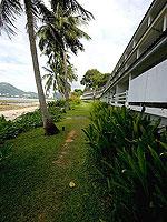 プーケット スパ併設のホテル : アマリ プーケット(Amari Phuket)のデラックスルームの設備 Garden View